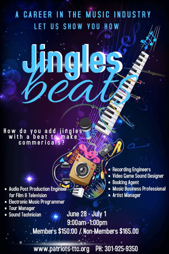 Summer Camp - Jingles N Beats