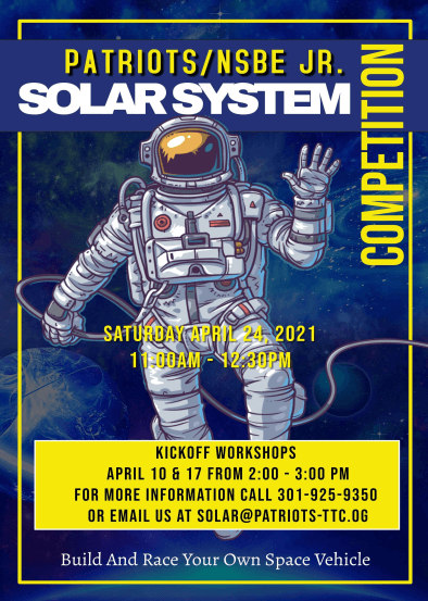 Solar System Competition
