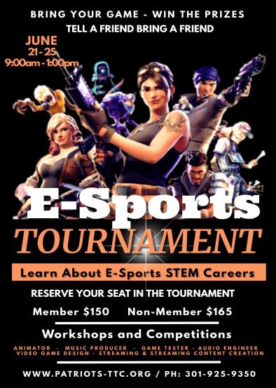 E-Sports Tournament
