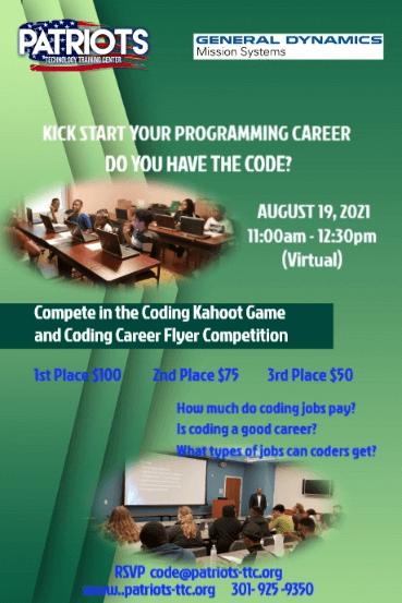 Virtual Coding Workshop