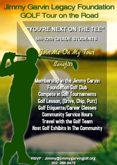 Jimmy Garvin Golf Legacy Tour