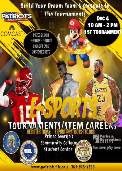 E-Sports Competition